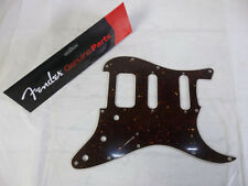 GENUINE FENDER HSS FAT STRAT TORTOISE SHELL PICKGUARD 11-HOLE STRATOCASTER