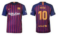 Trikot Nike FC Barcelona 2018-2019 Home La Liga - Messi 10 I Heim Leo Barca