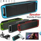 Mini Speaker Bluetooth Wireless USB/TF/AUX/Radio Indor Outdoor Speaker Box