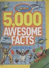 "'National Geographic KIDS'  -  ""5,000 AWESOME FACTS"" (About Everything)  -  2012"