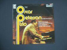 OSCAR PETERSON TRIO  Vinyl LP Sweet And Easy, EX+