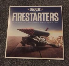 CLASSIC ROCK PRESENTS FIRESTARTERS CD