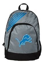 Detroit Lions BackPack Back Pack Book Sports Gym School Bag New Border Stripe