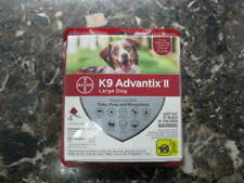 New listing K9 Advantix Ii Flea Tick Medicine Large Size Dog 4 Month Supply Pack K-9 21-55