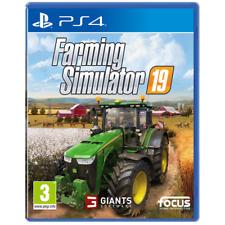 Landwirtschafts Simulator  19 2019 - PS4 Playstation 4 Spiel - NEU OVP