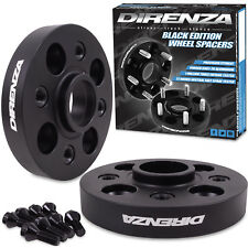 DIRENZA 25mm 4x100 HUBCENTRIC WHEEL SPACERS VAUXHALL VECTRA ASTRA CORSA C D H F