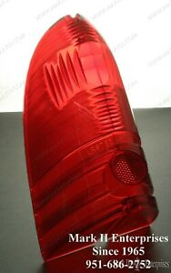 1955 55 Lincoln Tail Light Lamp NOS QUALITY Original Lettering/Color FDL-13450-A