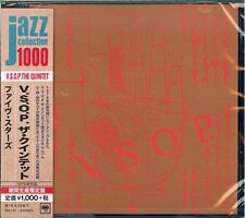 V.S.O.P.THE QUINTET-FIVE STARS-JAPAN CD Ltd/Ed B63