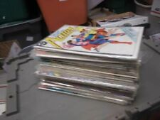 RX5012005 DC BRONZE AGE COMICS BOOK LOT OF 55 . SUPERMAN STARRING IN ACTION COMI