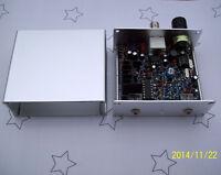 Frog Sounds HAM Radio QRP  Telegraph CW Transceiver Radio Station V3 + Case