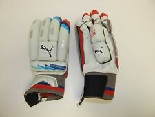 RARE NOS Puma Pulse 4500 Ultra Soft Cricket Batting Gloves Mitts Men's Small Vtg