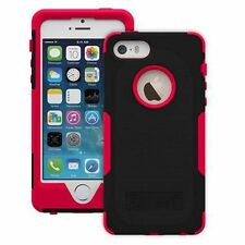 Trident Aegis Case Black / Red for iPhone 5 / iPhone 5s / iPhone 5SE
