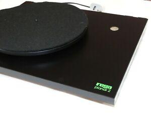 Rega Planer 2 Vintage Hi Fi Use Record Vinyl Deck Player Turntable (No Tonearm)