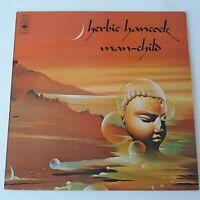 Herbie Hancock - Man-Child - Vinyl LP UK 1st Press 1975 A1/B1 EX+/NM
