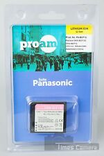 ProAm PA-BCF10E DMW-BCF10 Battery For Panasonic DMC F2 F3 FH1 FH3 FH20 FH22