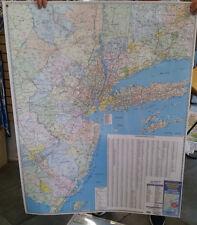 Metro New York Laminated Wall Map(Geo)