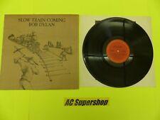 "Bob Dylan slow train coming - LP Record Vinyl Album 12"""