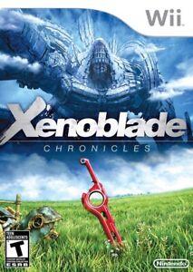 Xenoblade Chronicles Wii Game