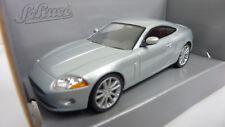 Schuco 1:43 Nr. 27296 Jaguar XK Coupe silber in OVP (A481)