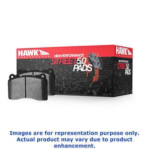 Hawk For 2012-2014 McLaren MP4-12C Base & Spider Disc Brake Pad Front HB585B.660