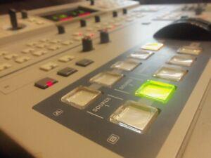 Panasonic WJ-MX50 4-Input Professional Digital AV Audio Video Mixer