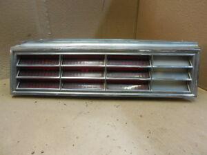 1980 1981 Pontiac Phoenix Left Driver Tail Light 5970667