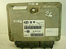 2000 VW GOLF MK4 1.4 ENGINE ECU 036906014AN **