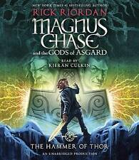 Magnus Chase and the Gods of Asgard, Book Two: The Hammer of Thor by Rick Riordan (CD-Audio, 2016)
