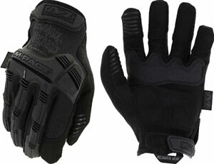 Black Mechanix MPT-55-010 M-Pact Covert Tactical Automotive Work Gloves - New