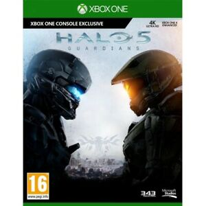 Halo 5 Guardians Xbox One New Sealed