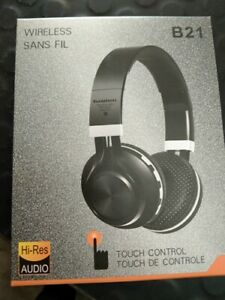 CUFFIE WIRELESS SANS FIL B21