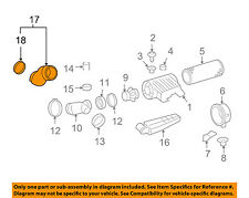 GM OEM Air Cleaner-Rear Intake Duct Tube Hose 15270558