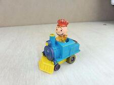 Ancienne figurine Snoopy train, UFS 1966
