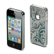 iPhone 4 Cover / Schutzhülle DR. Bott Muvit Luxury, Back, Тürkis, Polycarbonat