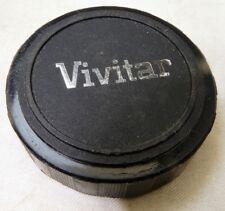 Vivitar 49mm ID Slip on Front Lens Cap for 46-47mm rim