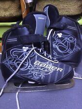 Bauer React Women Ice Skate Recreationnal (Us:9)