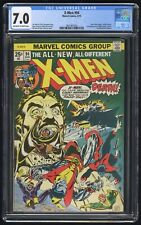 X-Men #94 CGC 7.0 (Marvel 8/75) New X-Men begin; 3rd full appearance Wolverine