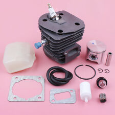 44mm Kit de piston de cylindre Pour Husqvarna 350 351 353 346XP Filtre à air