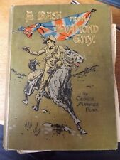 A DASH FROM DIAMOND CITY BY GEORGE MANVILLE FENN  HARDBACK BOOK