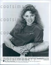 1987 Actress Megan Gallagher in TV Show Slap Maxwell Story Press Photo