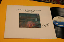 RICHARD & LINDA THOMPSON LP FIRST LIGHT ORIG 1978 NM !!!