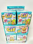 (Lot of 12) Oh My Gif 1 Bit Suprise Mystery Packs W\' Full Display Case
