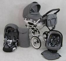 New Kombi Kinderwagen STYLE RETRO  3IN1 Babyschale +Autositz Buggy 40 FARBEN