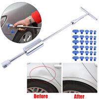 1 Set(30pcs) Car Body Puller Tabs Pulling Paintless Dent Repair Removal Tool TRF