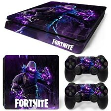 Fortnite Vinyl Decal For PS 4 Slim Playstation Skins Console Controller Stickers