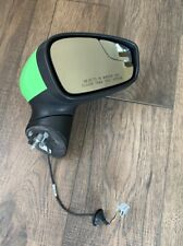 11 12 13 14 15 16 17 Ford Fiesta POWER HEAT Side Mirror Right PASSENGER OEM