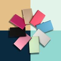 Business Case Portable Credit ID Card Holder Pocket Metal Box Aluminum Alloy
