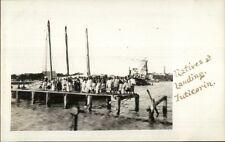 Tuticorin Thoothukudi Tamil Nadu India Amateur c1910 Real Photo Postcard rtw