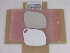 1401RC  95-99 Audi A6 A4 SMALL Mirror Glass Passenger Side Right + FULL ADHESIVE