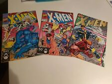 3- X-MEN #1 COPIES, ALL NEVER READ, ALL EXTREMELY HIGH GRADE!